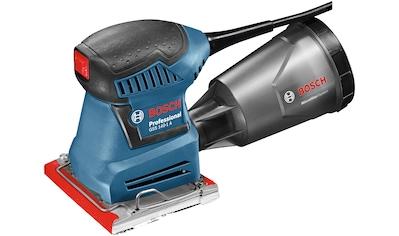 Bosch Professional Schwingschleifer »GSS 140-1 A«, inkl. Staubbox mit Mikrofilter kaufen