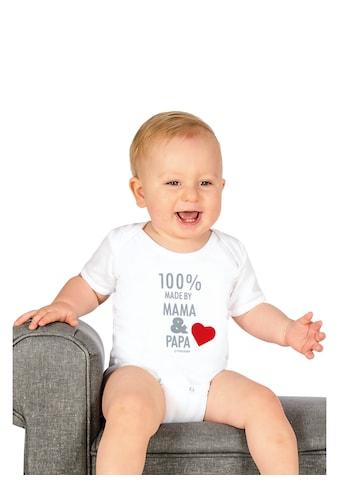 Trigema Baby - Body Feinripp kaufen