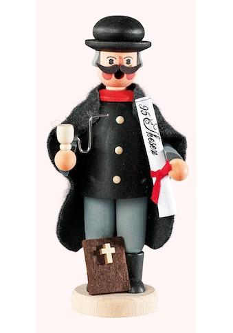 SAICO Original Räucherfigur Martin Luther kaufen