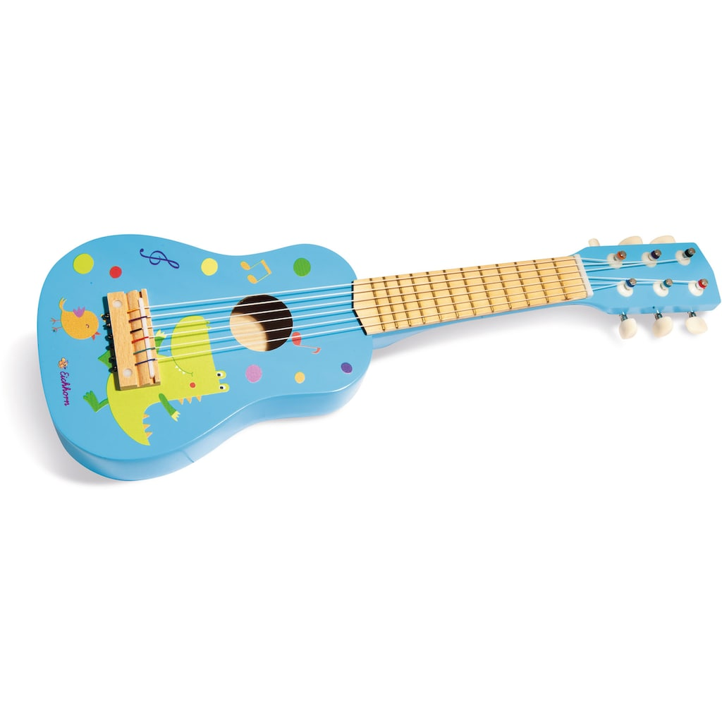 Eichhorn Spielzeug-Musikinstrument »Holzgitarre«