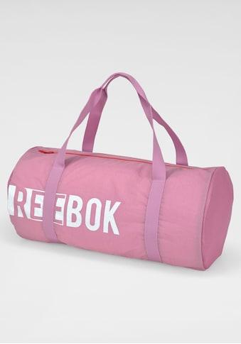 Reebok Sporttasche »W FOUND CYLINDER BA« kaufen