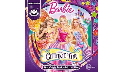 Musik - CD Original HSP z.Film - Barbie Und Die Geheime Tür / Barbie, (1 CD) kaufen