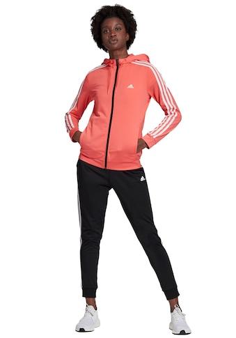 adidas Performance Trainingsanzug »PES 3 STRIPES TRACKSUIT W«, (Set, 2 tlg.) kaufen