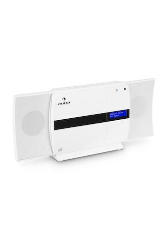 Auna Vertikal - Stereoanlage Bluetooth NFC CD USB MP3 DAB Micro Anlage »V - 20 DAB - B« kaufen