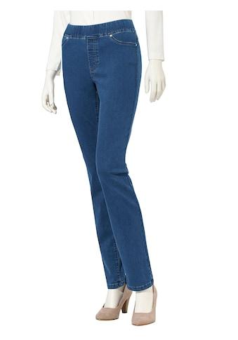 Casual Looks Jeans in figurfreundlicher Schnittführung kaufen