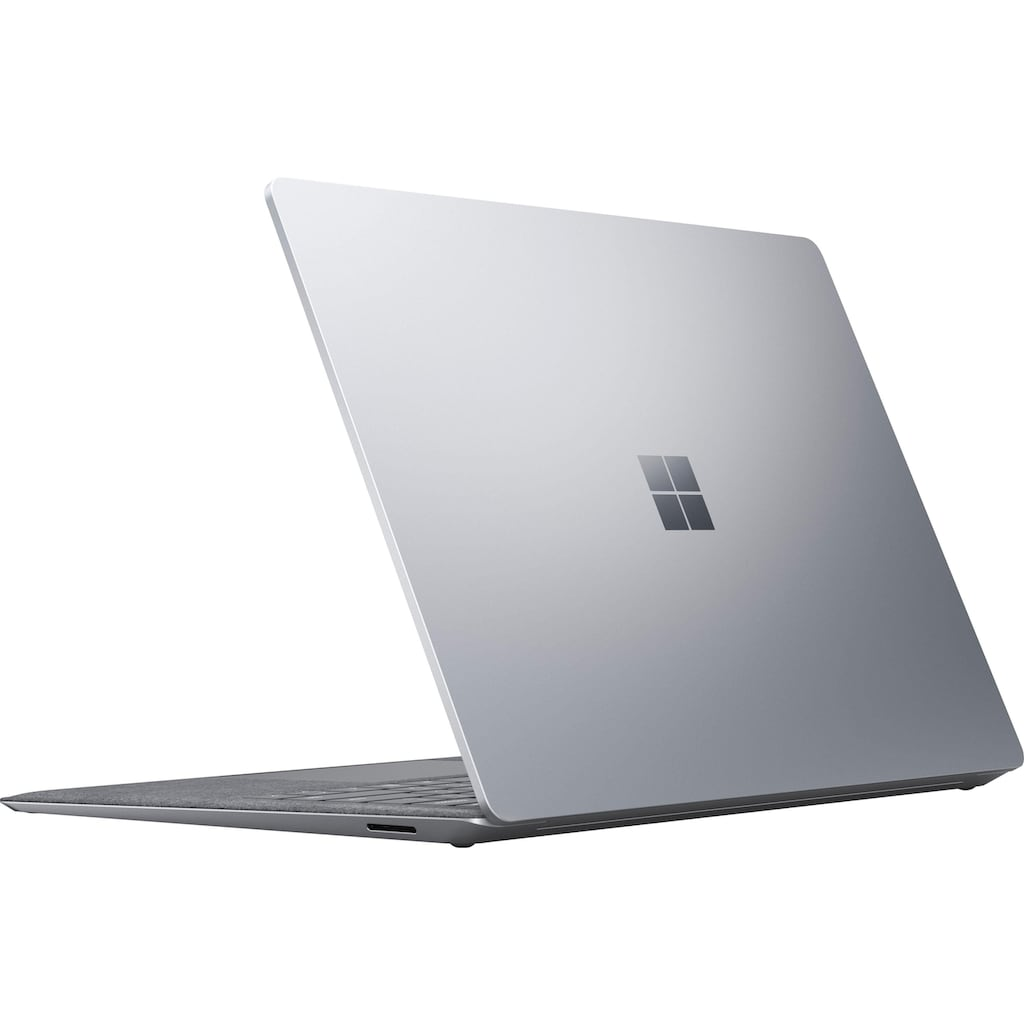 "Microsoft Surface Laptop 3 13,5"" – 8GB / 128GB i5 Platin Grau Notebook (34 cm / 13,5 Zoll, Intel,Core i5, 128 GB SSD)"