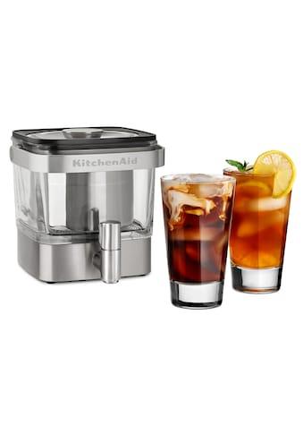KitchenAid Kaffeebereiter Cold - Brew 5KCM4212SX kaufen