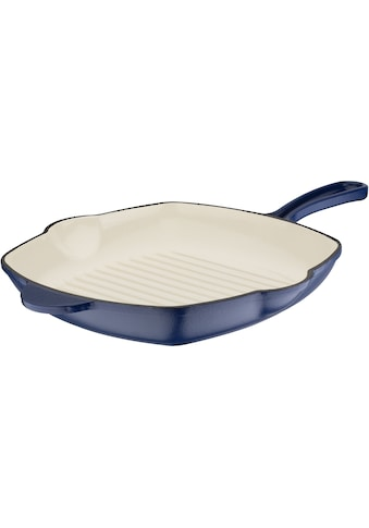GSW Grillpfanne »Blue Magic«, Gusseisen, (1 tlg.), Induktion kaufen