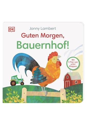 Buch »Guten Morgen, Bauernhof! / Jonny Lambert, Sandra Grimm« kaufen