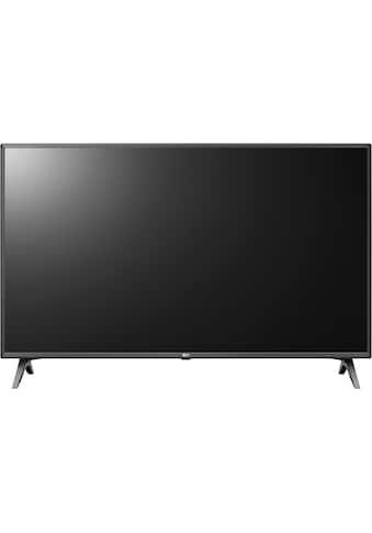 LG 43UM7500PLA LED - Fernseher (108 cm / (43 Zoll), 4K Ultra HD, Smart - TV kaufen