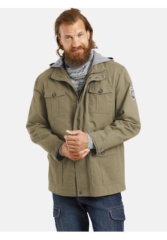 Jan Vanderstorm Fieldjacket »BERTELOT« kaufen