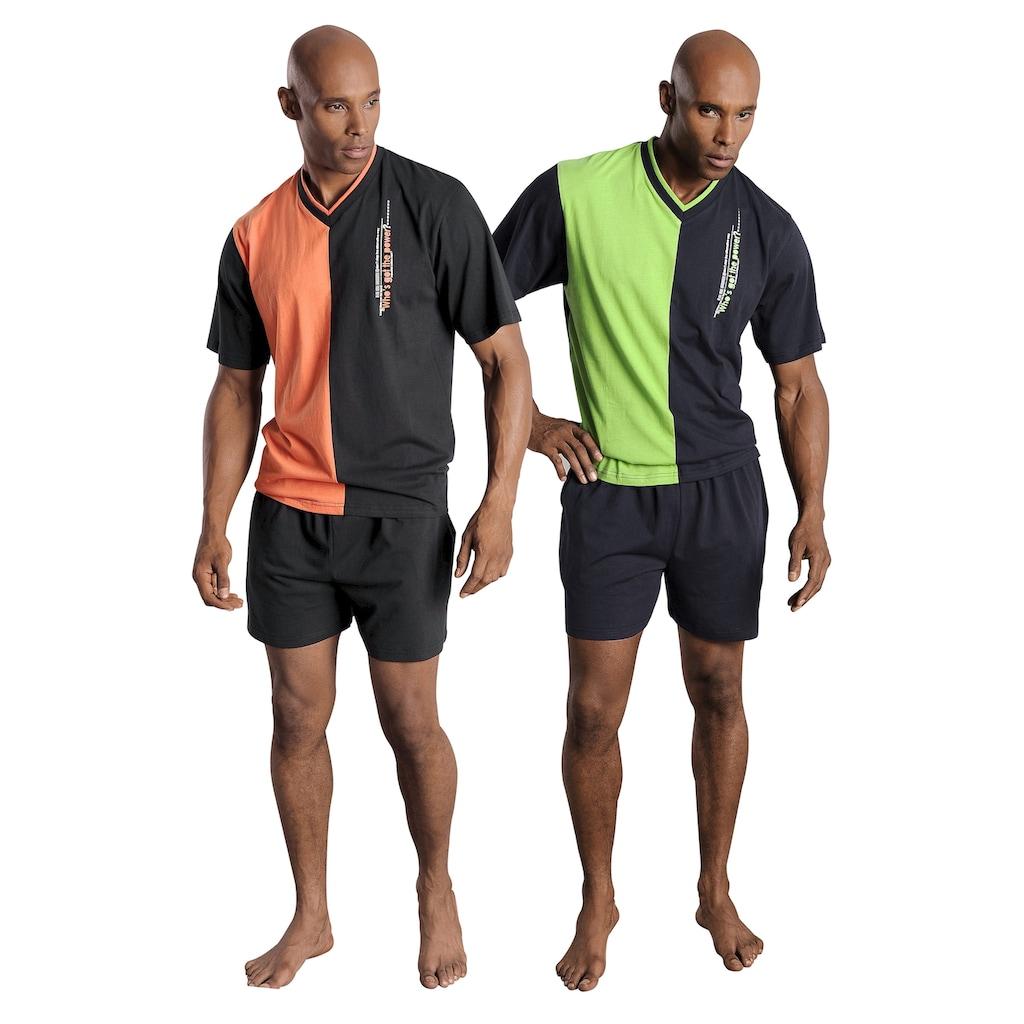 le jogger® Shorty, (2 Stück)
