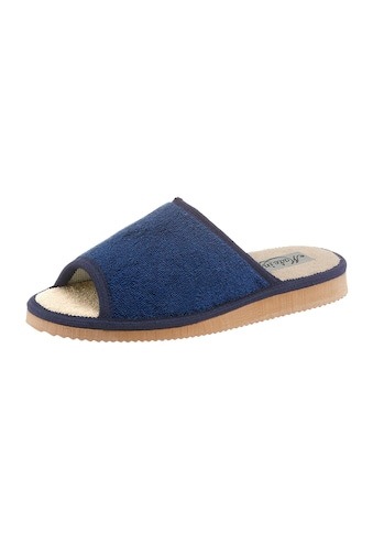 Pantoffel mit rutschhemmender EVA - Laufsohle kaufen