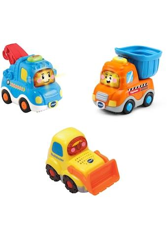 """Vtech® Spielzeug - Auto """"Tut Tut Baby Flitzer  -  Baustellenfahrzeuge"""" kaufen"""