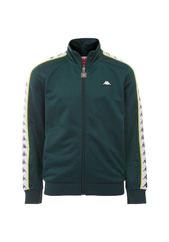 Kappa Trainingsjacke »HEKTOR«, mit hochwertigem Logowebband an den &Auml;rmeln<br /> kaufen