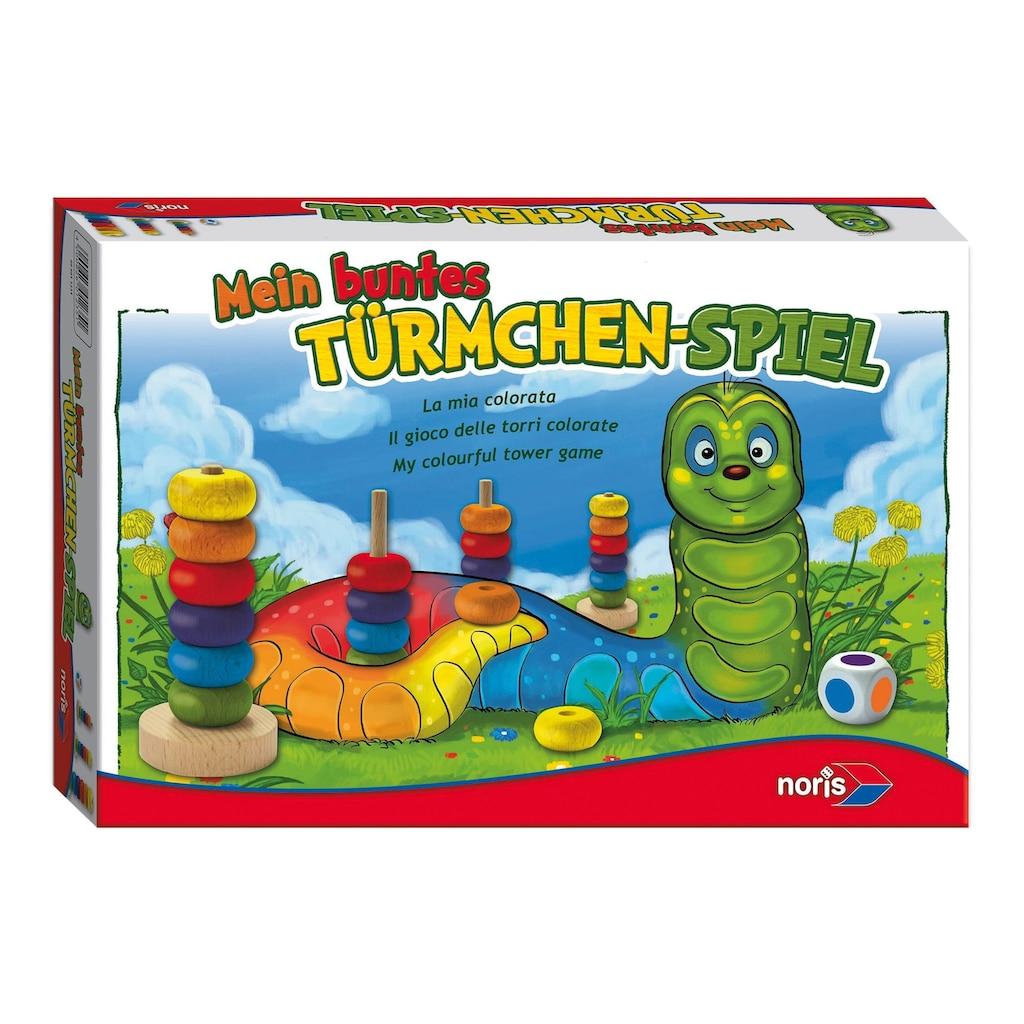 Noris Spiel »Mein buntes Türmchenspiel«, Made in Germany