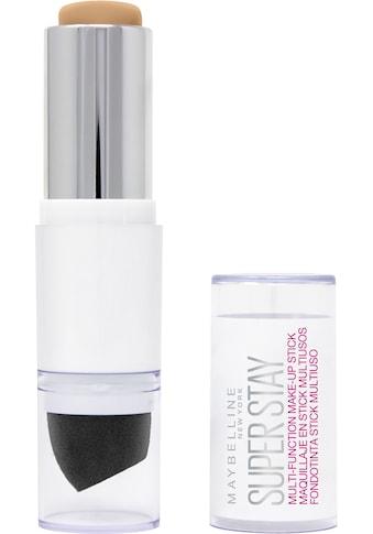 MAYBELLINE NEW YORK Make-up Stick »Super Stay«, mit Multi-Funktion kaufen