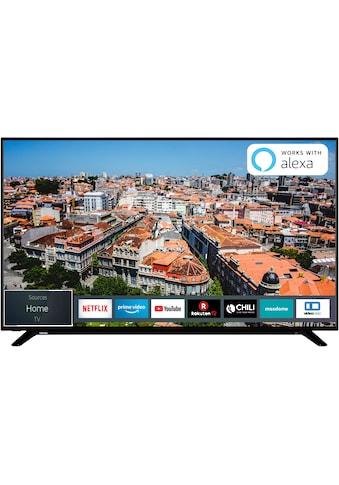 Toshiba 50U2963DG LED - Fernseher (126 cm / (50 Zoll), 4K Ultra HD, Smart - TV kaufen