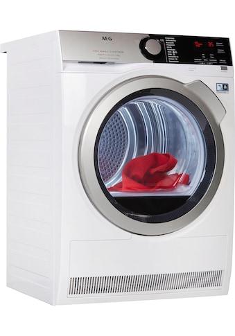 AEG Wärmepumpentrockner T9DE78685, 8 kg kaufen