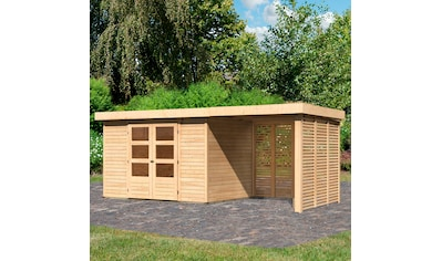 Karibu Gartenhaus »Arnis 4« kaufen