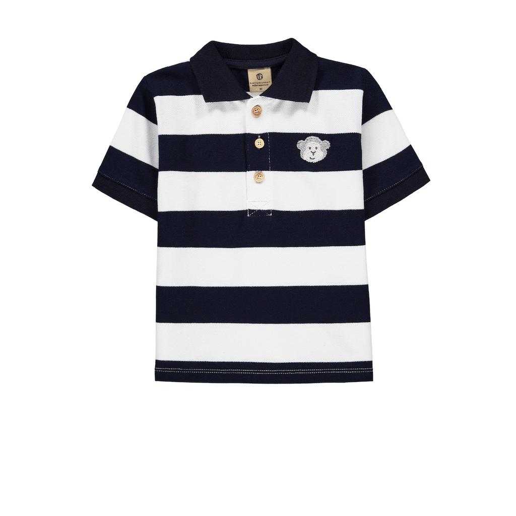 Bellybutton Poloshirt, gestreift