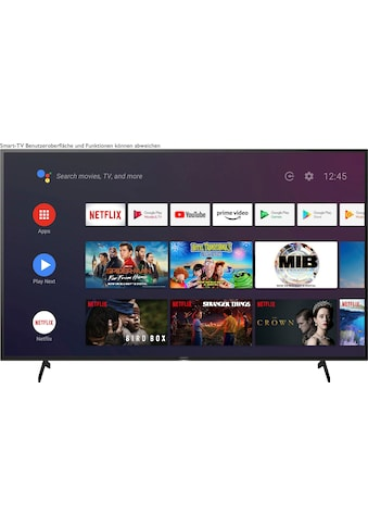 "Sony LED-Fernseher »KE-65XH8096«, 164 cm/65 "", 4K Ultra HD, Android TV-Smart-TV kaufen"
