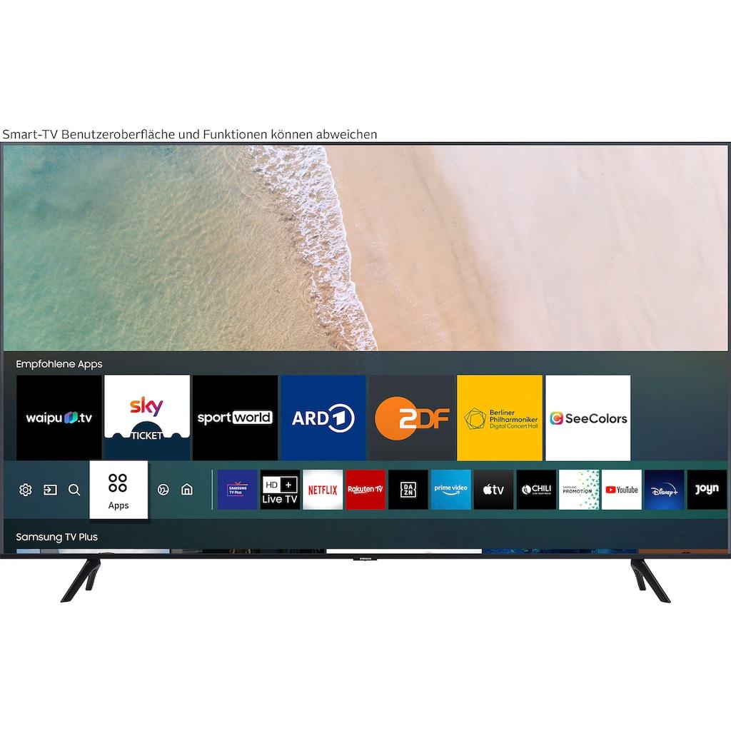 "Samsung LED-Fernseher »55TU7079«, 138 cm/55 "", 4K Ultra HD, Smart-TV"