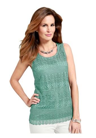 Alessa W. Shirttop mit breiten Trägern kaufen