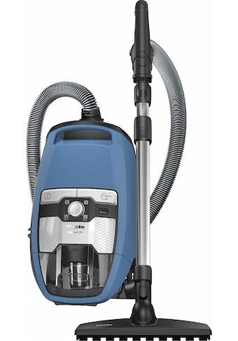 Bodenstaubsauger, Miele, »Blizzard CX1 Parquet EcoLine  -  SKCP3 ohne Beutel Techblau« kaufen