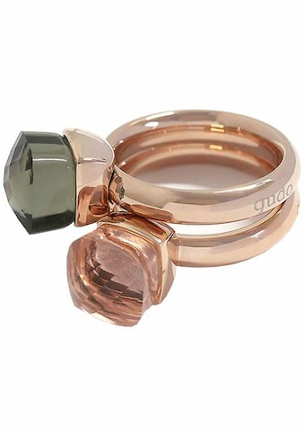 qudo Ring - Set »Firenze, O600037, O600039, O600040, O600042« (Set, 2 tlg.) kaufen