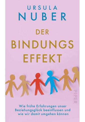 Buch »Der Bindungseffekt / Ursula Nuber« kaufen
