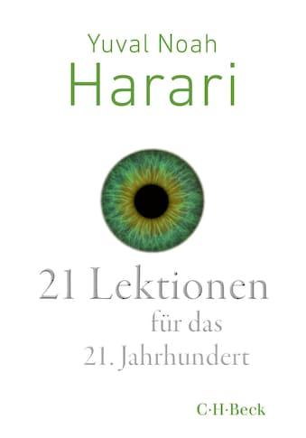 Buch »21 Lektionen für das 21. Jahrhundert / Andreas Wirthensohn, Yuval Noah Harari« kaufen
