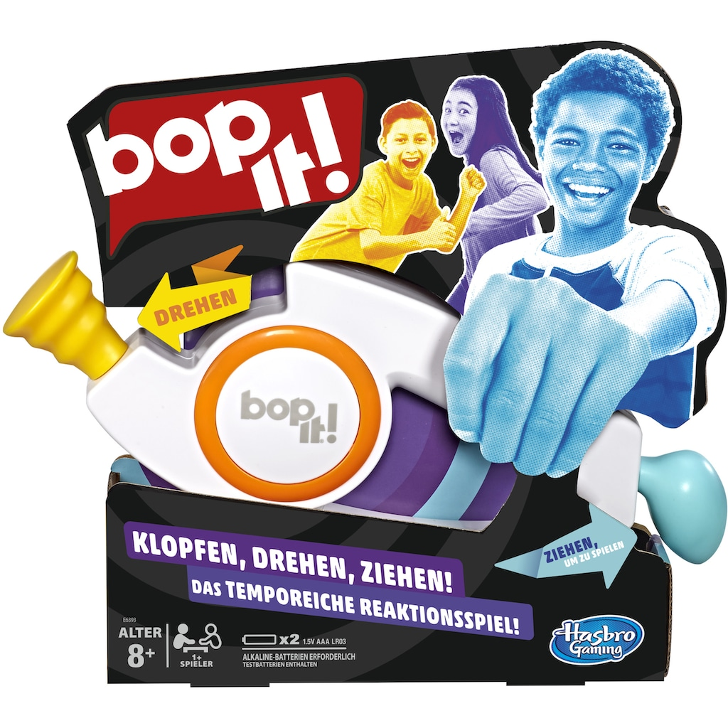 Hasbro Spiel »Bop It«