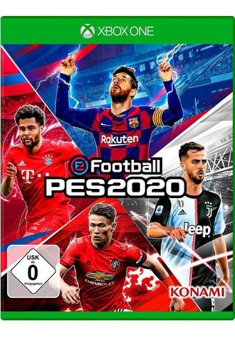 eFootball PES 2020 Xbox One kaufen