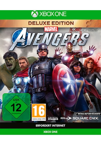 Marvel's Avengers Deluxe Edition Xbox One kaufen