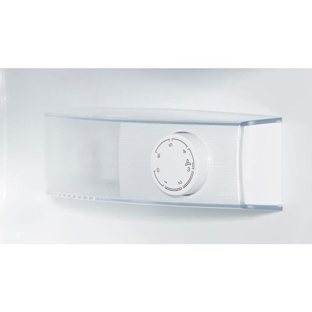 AEG Einbaukühlgefrierkombination, 144,6 cm hoch, 54,5 cm breit