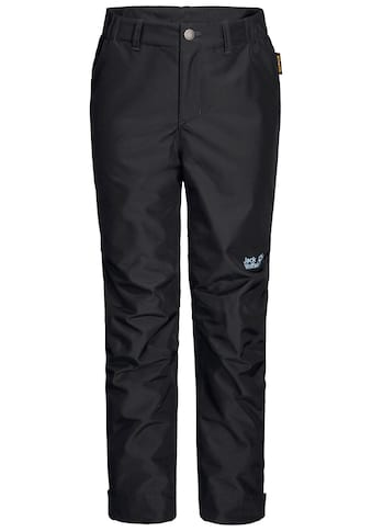 Jack Wolfskin Outdoorhose »SNOWY DAYS PANTS KIDS« kaufen