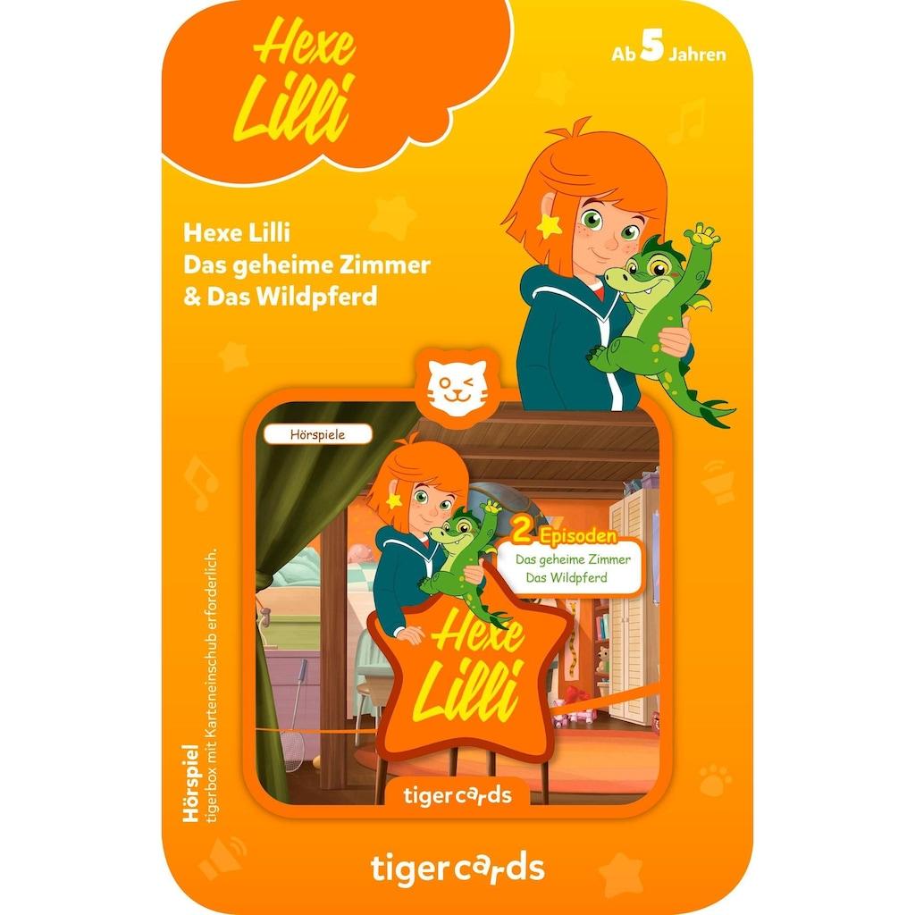 tigerbox Hörspiel, »Hexe Lilli - Das geheime Zimmer«