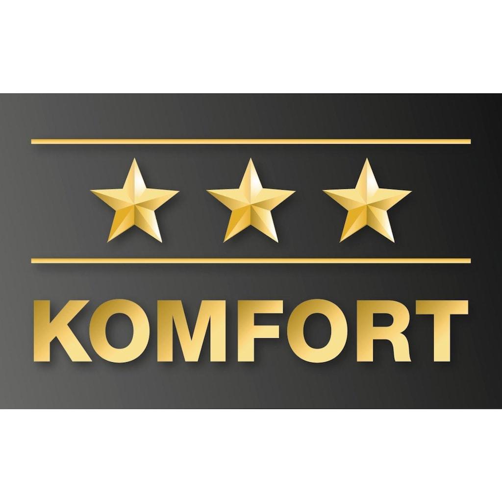 f.a.n. Frankenstolz Bonnellfederkernmatratze »Bonellfederkernmatratze 90/200 »Jahreszeiten«, 18 cm hoch, f.a.n.«, (1 St.)
