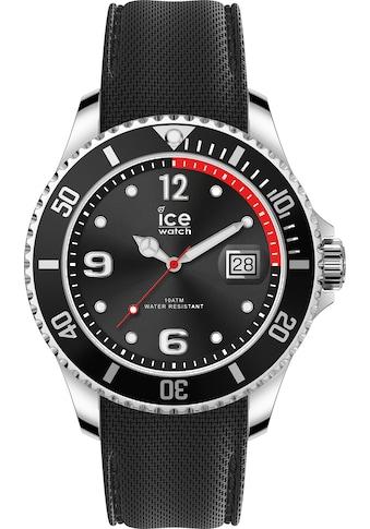 ice-watch Quarzuhr »Gift Box - ICE COFFRET NEW YORK 2 - Black, 18691«, (Set, 2 tlg.,... kaufen