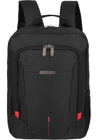 travelite Laptoprucksack »@work, slim, schwarz« kaufen