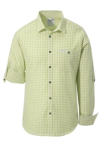 Stockerpoint Trachtenhemd, im vielen Farben erhältlich kaufen