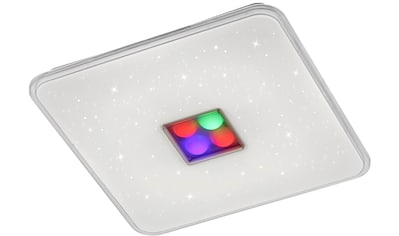 TRIO Leuchten LED Deckenleuchte »Ogasaki«, LED-Modul, Farbwechsler kaufen