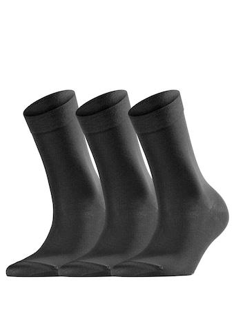 FALKE Socken Cotton Touch 3 - Pack (3 Paar) kaufen