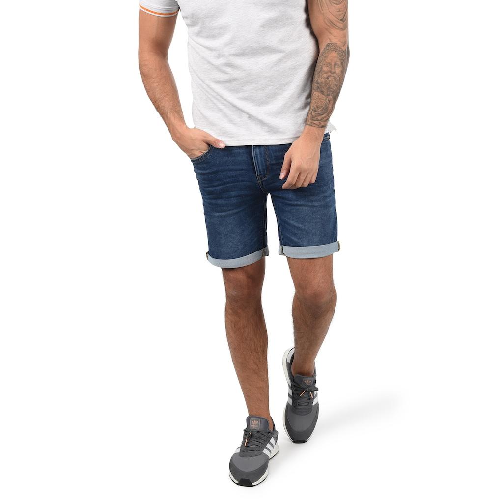 Solid Jeansshorts »21104042«, kurze Jeanshose aus Hybrid-Denim