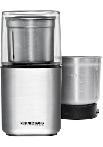 Rommelsbacher Kaffeemühle EGK 200 kaufen