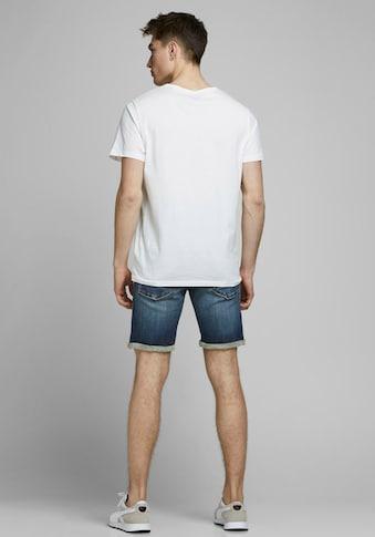 Jack & Jones Jeansbermudas »RICK JORG SHORTS« kaufen