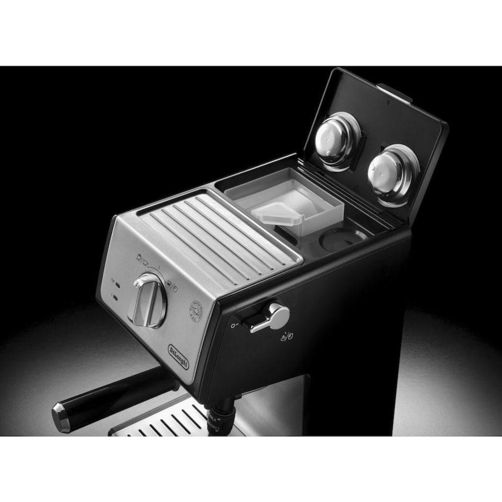 De'Longhi Siebträgermaschine »ECP 35.31«, 1100 Watt, 15 Bar