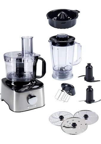 KENWOOD Kompakt - Küchenmaschine Multipro Compact FDM301SS, 800 Watt kaufen