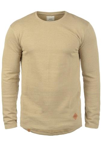 REDEFINED REBEL Sweatshirt »Matthew«, Sweatpullover mit verlängerter Rückenpartie kaufen